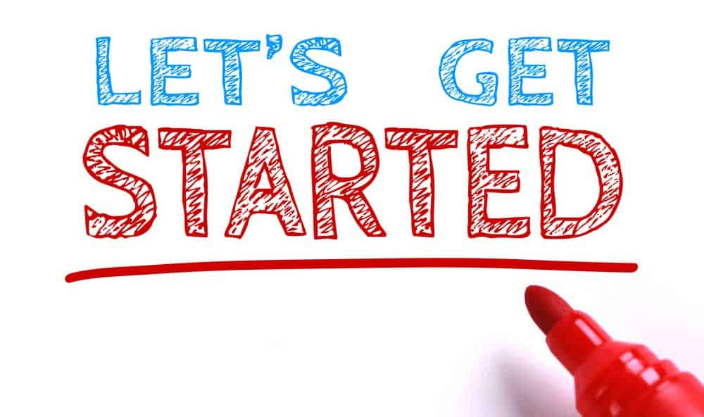 How to start - The Next Big Thing in Good Content Writing